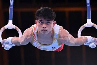 Olympics: Carlos Yulo inaming nadismaya, naiyak matapos ang qualification round