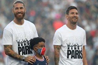 Messi gets rapturous reception, as PSG beat Strasbourg