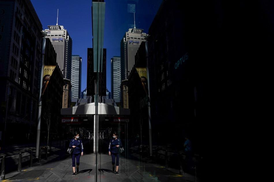 Sydney COVID-19 lockdown