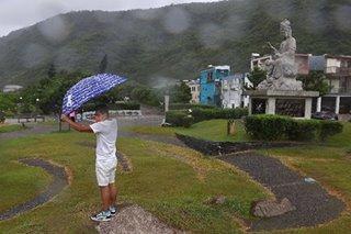 Taiwan cancels flights as Typhoon Chanthu nears