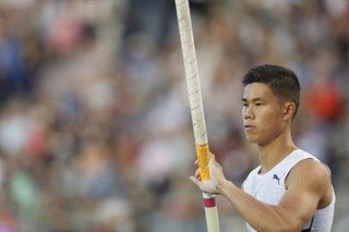 EJ Obiena sets new Asian record in Austria tilt