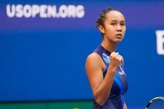 Tennis: Fernandez caught up in 'Cinderella moment'
