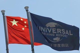 Universal Studios Beijing opens amid uneasy US-China ties