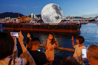 Celebrating the Moon Festival