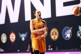 With baby born, Taurasi won't miss WNBA finals opener