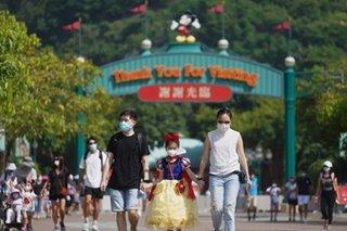 Hong Kong Disneyland records worst-ever HK$2.66 billion loss amid COVID-19 pandemic