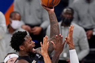 NBA: Randle's late heroics lead Knicks over Magic