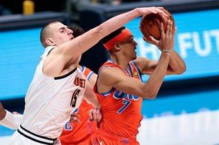 NBA: Nikola Jokic, Nuggets overpower Oklahoma City