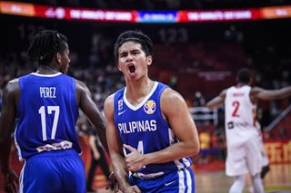 Without Castro, Norwood, LA says time for Kiefer to be leader of Gilas