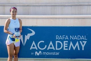 Tennis: Nadal hails Alex Eala for triumph in Spain ITF tourney