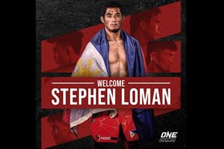 MMA: Team Lakay's Stephen Loman to debut in ONE vs tough John Lineker
