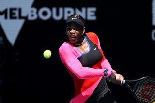2021 Australian Open: Williams overcomes slow start to make Open fourth round