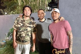 PBA: Will Pinatubo Trio reunite in Magnolia?