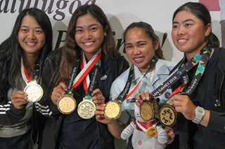 On International Women's Day, a look at the rise of the Filipina athlete