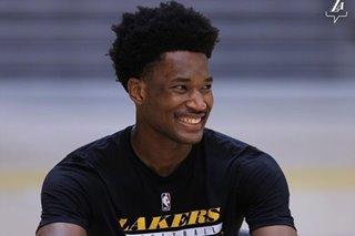 NBA: Short-handed Lakers shoot for season sweep of Wolves