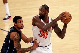 NBA: Julius Randle triple-double leads Knicks past Magic