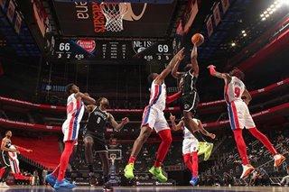 'MVP' Harden hits 44 to spark Nets while Celtics beat Bucks