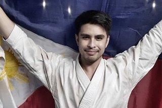 Karate: James delos Santos, student dominate 2021 Kamikaze e-Tournament