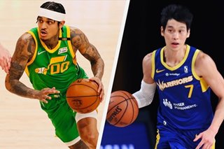 NBA: Jeremy Lin, Jordan Clarkson swap tweets to fans' delight