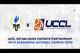 Esports: AcadArena partners with UCCL to organize Luzon-based tournament
