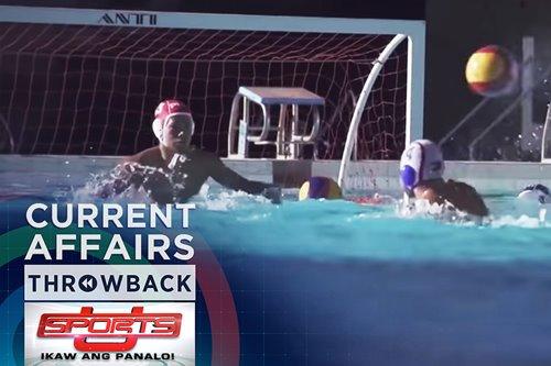 THROWBACK: Water Polo 101 | Sports U