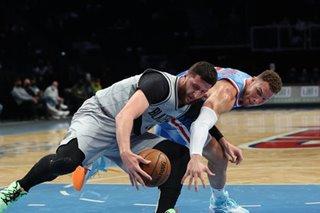 NBA: Damian Lillard leads Trail Blazers past Nets