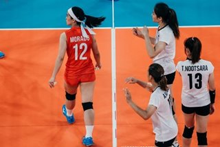 Volleyball stars who missed tryout can still make national team pool