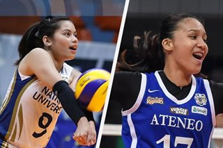 Young stars Nisperos, Nierva hope for chance to play with 'Ate Jaja'