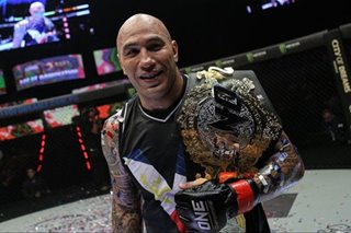MMA: Brandon Vera doesn't see himself retiring soon