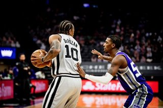 NBA: Spurs down Kings, enhance play-in chances