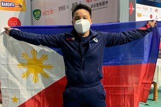 Hidilyn Diaz tells Olympic debutant Ando: 'Enjoy the moment'