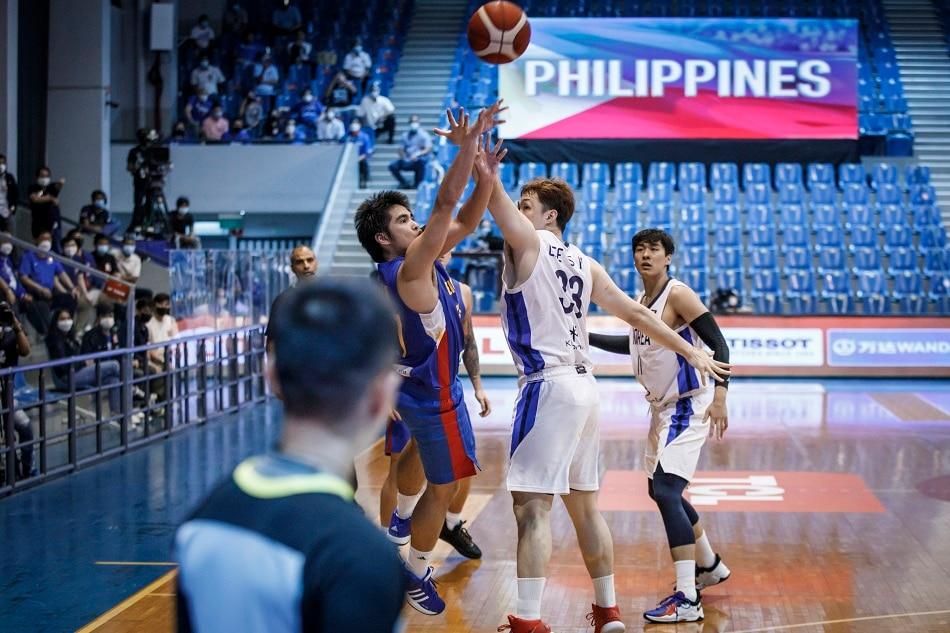 FIBA Asia Cup qualifiers: 'Big Shot' Belangel no stranger to pressure moments 1