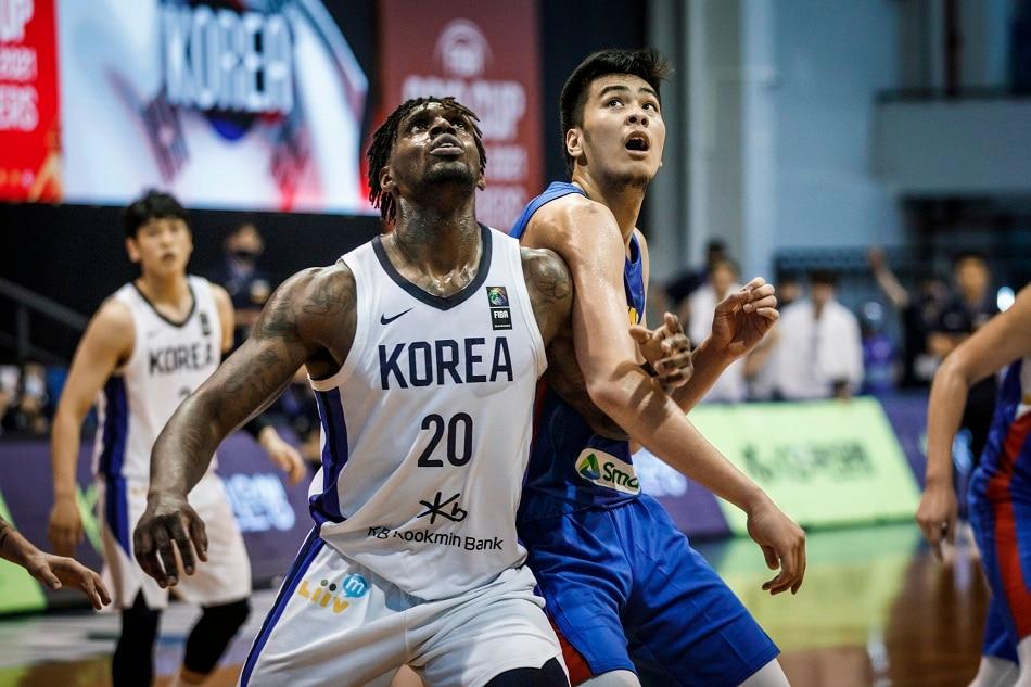 FIBA Asia Cup qualifiers: Kai showing 'heart', Kouame shooting please coach Tab 1