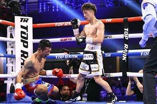 Boxing: Dasmariñas still has good years ahead despite loss to Inoue