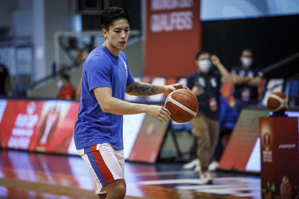 FIBA: Dwight Ramos still doubtful for Dominican Republic 1