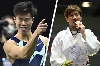 EJ Obiena, Kiyomi Watanabe named PH flag bearers for Tokyo Olympics opening