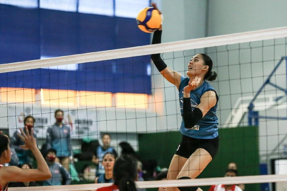 PVL: Jaja Santiago still adjusting in return to local competition 1
