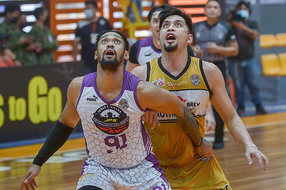 VisMin Cup: Gaco shines as Zamboanga City bounces back - ABS-CBN News