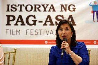 Robredo nakipagpulong sa 2 'mauugong' na kandidato sa 2022