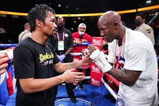 Triumphant Ugas grateful to 'legend' Pacquiao