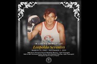 Olympic bronze medalist Leopoldo Serantes passes away