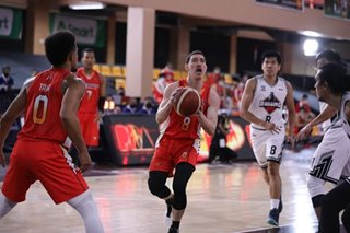 Bolick dominates, as NorthPort keeps Blackwater winless