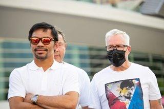 Freddie Roach supports Pacquiao's presidential bid