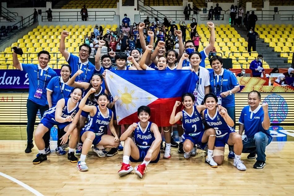 Gilas Women close FIBA Women's Asia Cup on winning note 2