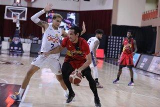 PBA: TNT yet to solve June Mar problem, says Reyes