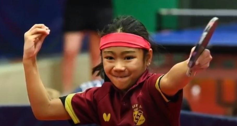 Pinay table tennis prodigy sa Sweden, nakasama ni sprint legend Usain Bolt sa Tokyo Olympics advert 1