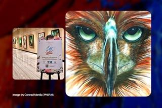 Pinoy at Malaysian visual artists, nagpinta para sa nature conservation