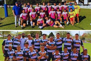 Pinoy rugby players mula PH at NZ, nagsanib puwersa