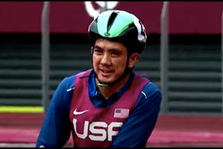 Fil-Am Paralympic gold medalist Raymond Martin sets eyes on Paris 2024