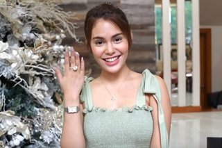 'This is my gift to myself': Ivana Alawi buys diamond ring for her birthday